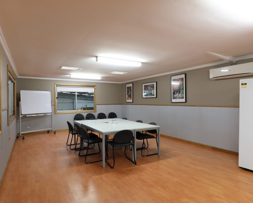 Meeting Room overlooking the Indoor Arena, Ideal for Teaching, Meetings or Meals